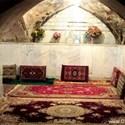 شبستان مسجد جامع قلعه سمیرم استان اصفهان