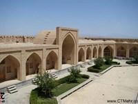 کاروانسرای مورچه خورت شاهین شهر استان اصفهان