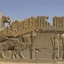 کاخ اردشیر یکم مرودشت استان فارس