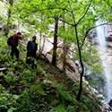 آبشار ازارک استان مازندران