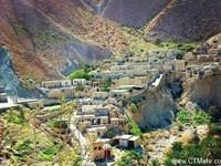 روستای انجیردان استان سیستان بلوچستان