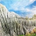کوه مریخی استان سیستان بلوچستان