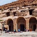 غارهای سه گانه تیس استان سیستان بلوچستان
