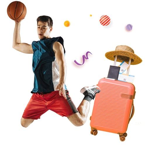 ورزش سفر و سرگرمی