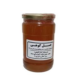 عسل کوهی دارویی ساکاروز زیر 1 درصد خشکبار نقوی 1000 گرمی