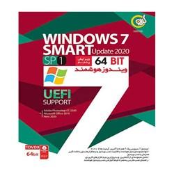 سیستم عامل ویندوز 7 هوشمند UEFI ساپورت به همراه نرم افزارهای کاربردی گردو