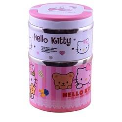 ظرف غذای کودک طرح Hello Kitty