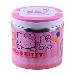 ظرف غذای کودک طرح Hello Kitty مدل 65-1816
