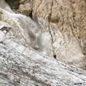 آبشار پی دنی سمیرم استان اصفهان