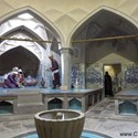 حمام شیخ بهایی اصفهان استان اصفهان