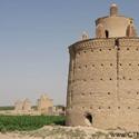 برج های کبوتر روستای گورت استان اصفهان