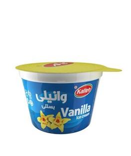 بستنی وانیلی کاله 60 گرمی