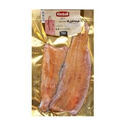 فیله ماهی قزل آلا کیمبال  700 گرمی