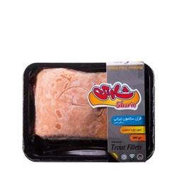 استیک قزل سالمون ایرانی شارین 300 گرمی