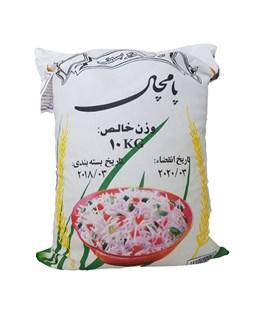 برنج پاکستانی پامچال 10 کیلوگرمی