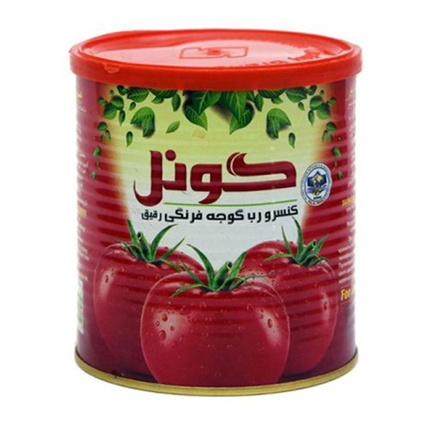رب گوجه فرنگی گونل 750 گرمی