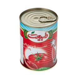 کنسرو رب گوجه فرنگی طبیعت 400 گرمی
