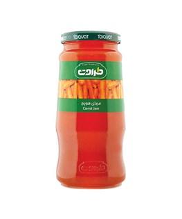 مربا هویج طراوت 760 گرمی