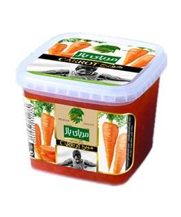 مربای هویج باز 1400 گرمی