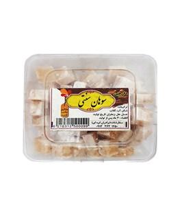 سوهان چای با طعم دارچین بابا حاجی 350 گرمی