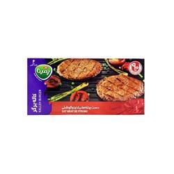 برگر 90 درصد گوشت پمینا کاله 400 گرمی