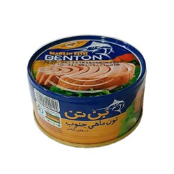 کنسرو تن ماهی بن تن 180 گرمی