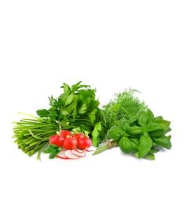 سبزی خوردن تازه - 1 کیلوگرم
