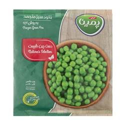 نخود سبز منجمد پمینا 400 گرمی