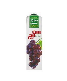 آبمیوه انگور قرمز سن ایچ 1000 میلی لیتری