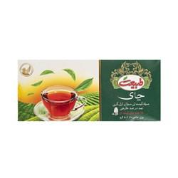 چای کیسه ای ارل گری طبیعت 25 عددی