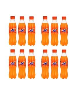 نوشابه زمزم با طعم پرتقال 300 میلی لیتری 12 تایی