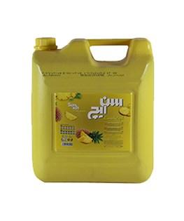 شربت آناناس سن ایچ  13 لیتری
