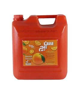 شربت پرتقال سن ایچ  13 لیتری