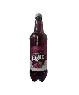 نوشیدنی مالت بدون الکل با طعم انگور قرمز عالیس 1000 میلی لیتری