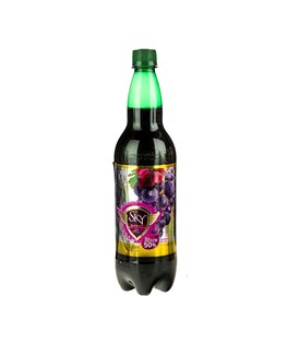 نوشیدنی بدون مالت با طعم انگور قرمز اسکای 1000 میلی لیتری