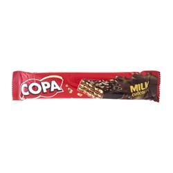 ویفر با روکش شکلات شیری کوپا 40 گرمی