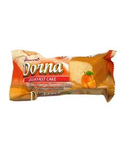 کیک صبحانه با طعم وانیل- پرتقال درنا 120 گرمی
