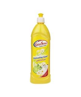 مایع ظرفشویی گل سنگ با رایحه ی لیمو 750 گرمی