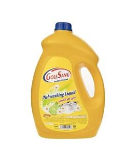 مایع ظرفشویی گل سنگ با رایحه ی لیمو 3750 گرمی