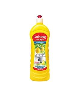 مایع ظرفشویی زرد گلرنگ 1000 گرمی