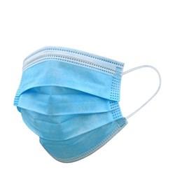 ماسک پزشکی 3 لایه یکبار مصرف رضوان بسته 5 عددی