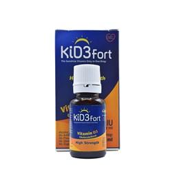 قطره خوراکی ویتامین D3 کید3 فورت 15 میلی لیتری
