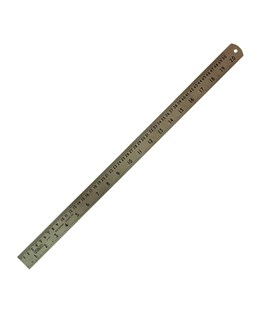خط کش فلزی استنلی 50 سانتی متری