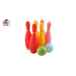 اسباب بازی بولینگ 6 عددی کد B-01