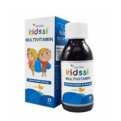 شربت مولتی ویتامین کیدزی 150 میلی لیتری
