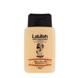 نرم کننده مو لطیفه مدل Gold حجم 200 میلی لیتر