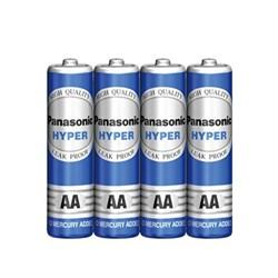 باتری قلمی پاناسونیک مدل Hyper 1.5V بسته 4 عددی