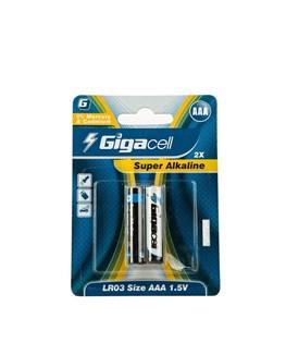باتری نیم قلمی گیگاسل مدل Super Alkaline
