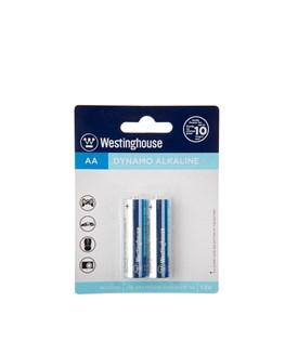 باتری نیم قلمی WESTING HOUSE بسته 2 عددی