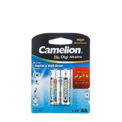 باتری قلمی مدل Digi Alkaline  کملیون 2 عددی